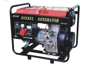 China 5kva air-cooled single cylinder diesel engine generators supply from china factory on sale