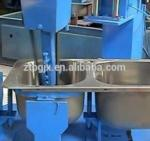 Basin grinding machine