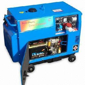 China Small Portable Generator Set on sale
