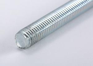 China High Tensile Threaded Rods And Studs , Long Fully Threaded Rod 1m-3m on sale