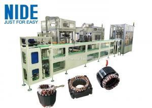 China Electric Motor Stator Winding Machine High Efficiency for Fan Motor Stator Production on sale