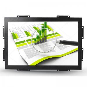 China 350nits 32 Inch Open Frame Touch Monitor / capacitive touch screen monitor on sale