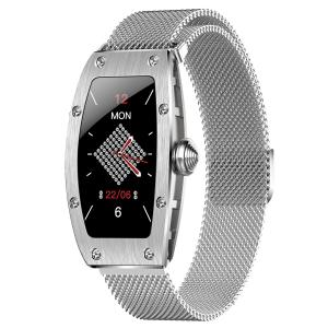 China Exercise Record RTL8762CK Ladies Smart Bracelet , 44mm Smart Watch K18 on sale