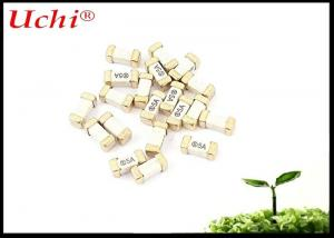 China 250V 5A Square Ceramic Body Fast Acting Fuses Surface Mount 1808 6125 2410 on sale