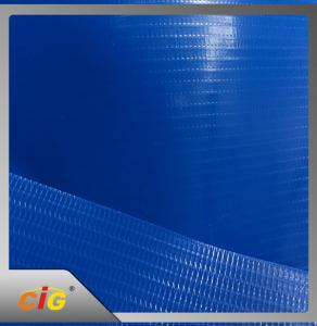 China 140CM Width PVC Plastic Tarpaulin with Glass Fiber For Truck and Tent on sale