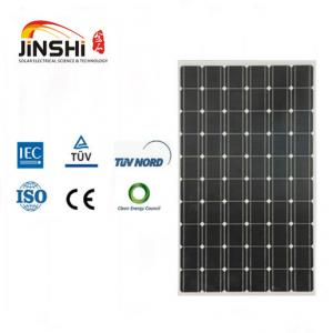 China 250 Watts PV Panel Monocrystalline Solar Panel/ Solar Cells on sale