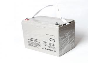 China Eco Friendly Solar Panel Battery , Solar Energy Storage Batteries Stable on sale