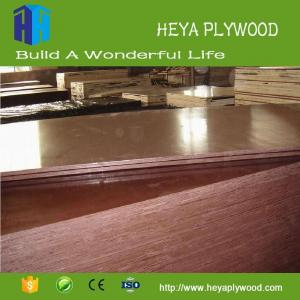 China 2018 combi core melamine glue brown film faced plywood sheet company on sale