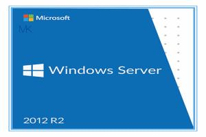 China OEM  2 CPU/2 VM Windows Server 2012 R2 License - Base License English on sale