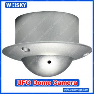 China 1/3 SONY CCD,600TVL Pinhole UFO Hidden Dome Camera on sale