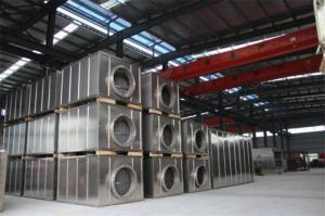China SUS304 Waste Heat Recovery Unit on sale