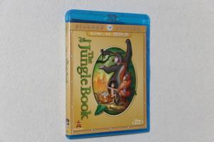 China Hot selling blu ray dvd,cheap blu-ray dvd, The Jungle Book(1967) 1BD+1DVD  blue ray on sale