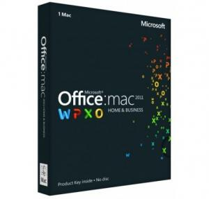 China Intel - Based Office For Mac License 2011 For Home And Business Retail Box on sale