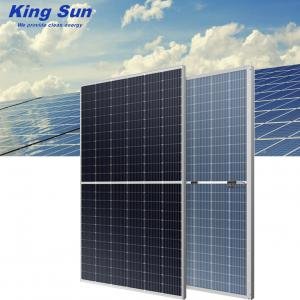 China 360W Monocrystalline Solar Panel , Monocrystalline PERC Solar Panel on sale