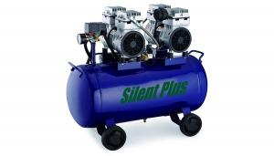China SP-1500/70 Ultra Quiet and Oil-Free Air Compressor on sale