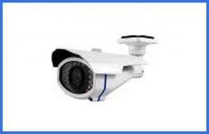 China Outdoor IP CCTV Mini Security Cameras 720P 1 / 4 CMOS Waterproof IR Bullet on sale