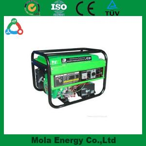 China 2014 New Design Green power Diesel Generator price list on sale