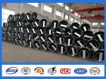 30FT 40FT Octagon Shape Galvanized Electric Steel Pole for Philippines Electricity Transmission Line