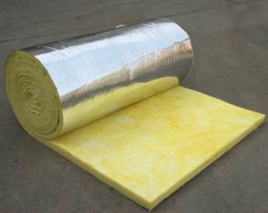 China High Performance Sound Deadening Glass Wool Insulation Cavity Wall on sale