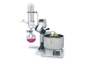 China Manual LIfting 0.5L 1L 2L Vacuum Rotary Evaporator With CE Approval on sale