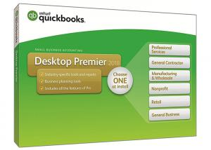 China Industry Edition Quickbooks Pro 2017 With Payroll 4 User , Quickbooks Enterprise 2017 on sale
