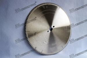 China Aluminum cutting blade 450-30-4.0-120U metal cutting blade for aluminum on sale