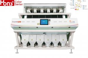 China 2.0TPH Mung Beans CCD Color Sorter Massive Database  Lower Carryover on sale