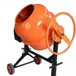 Industrial Concrete Mixer CM2A Portable High Output Concrete Mixer Cement Concrete Mixer