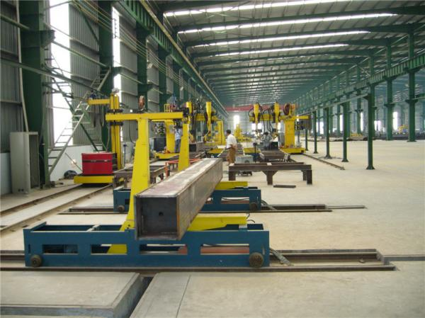 Stable Box Beam Welding Production Line , Electron Beam Weld for sale – Box  Beam Welding manufacturer from china (99884013).