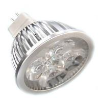 China 7 W 4000 - 4500k solar B22 led spot lamp AC 85 ~ 265V with Aluminum Alloy housing on sale
