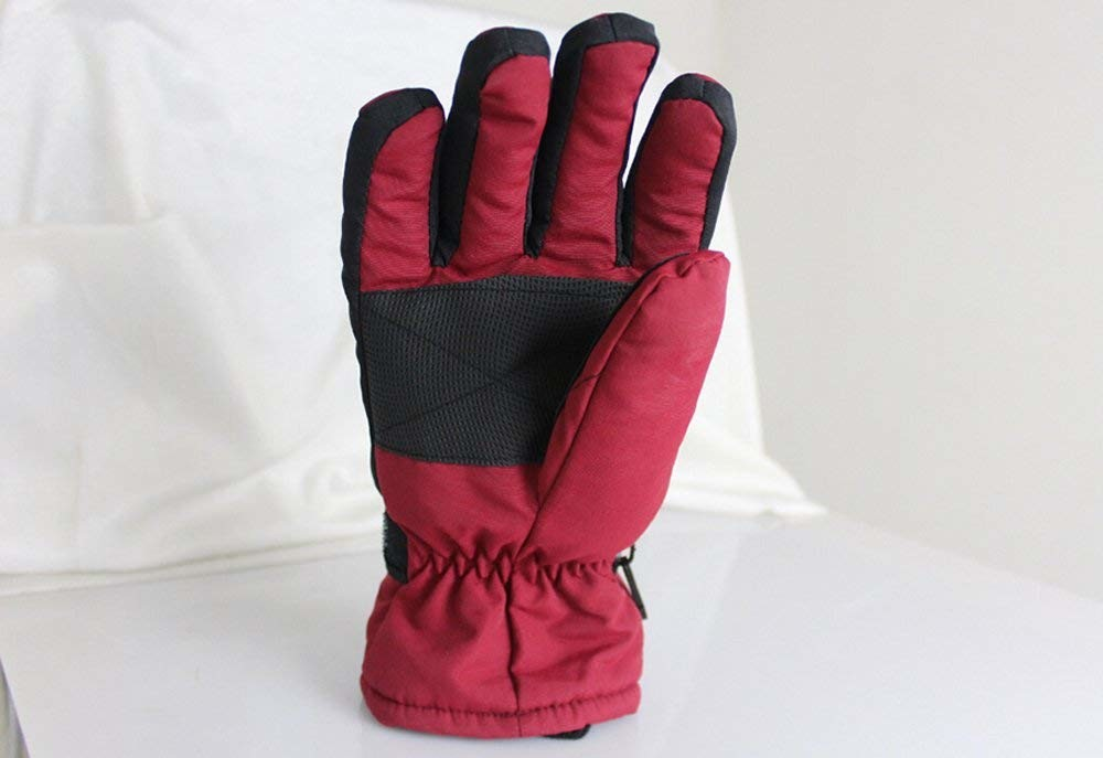 2000mAh Rechargeable Battery Electric Heated Hands Outdoor Winter Warmer Gloves