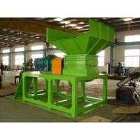 China Plastic Recycling Shredder for sale on sale