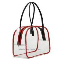 China Deluxe PVC tote bag on sale