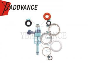China Petrol Engine Fuel Injector Seal Kit Spacers O ring Fitting High Performance Iso9001 on sale