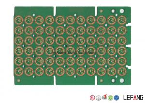 China Green Solder Mask PCB Circuit Board Double Sided 0.2mm Immersion Gold on sale