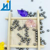 China Custom Size Solid 440c Stainless Steel Balls 3mm 3.175mm 3.969mm Bearing Steel Balls on sale