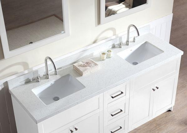 Bathroom Double Vanity Countertops And