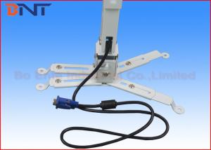 China LCD / DLP Retractable Drop Ceiling Projector Mount Lift Can Fit 99% Of Projectors on sale