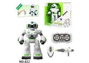 China ABS Plastic Gesture Sensor RC Robot Toy for Children Intelligent Walking Sliding on sale