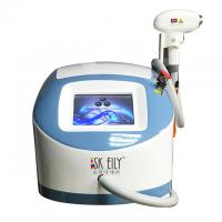 China 2020 SKEILY Salon Equipment Portable 808/810 Nm Diode Laser Hair Removal Machine For Sale on sale