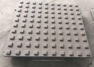 China IATF16949 Iron Floor Tile GG20 HT200 Cast Iron Parts on sale