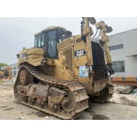 China Made In USA Used Caterpillar D9R Bulldozer Single Ripper Original Paint on sale