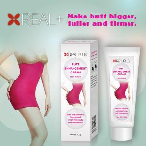 China Hip Tightening Cream Real Plus Butt Up and Enlargement Cream on sale
