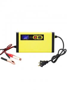 China 12 24V Intelligent Car Battery Charger on sale