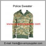 Wholesale Cheap China Army Digital Jungle Camouflage Military Sweater