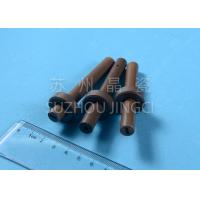 China Brown Alumina Ceramic Bearings And Shafts With 3.7g/Cm^3 Gross Density on sale