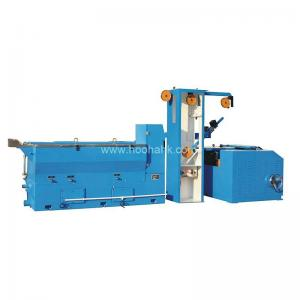 China Asia and Africa Market Copper Wire Intermediate Drawing Machine with Annealer on sale