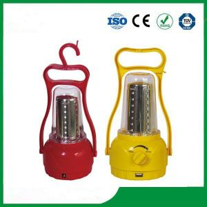 China High bright led solar camping lantern with 35pcs led light & phone charger for hot sale on sale
