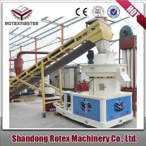 China ROTEX PTO wood pellet machine on sale