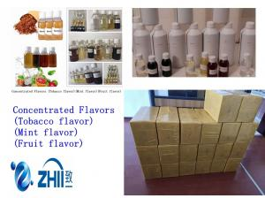 China concentrated Synthetic Flavor liquid/Fragrance fruit flavor/tobacco flavor/mint flavor/ Maple Syrup flavor e-Juice on sale